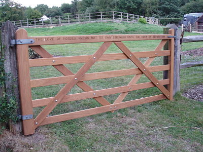 Gate Customisation