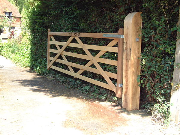 buxted-gate