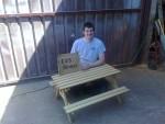 childs-picnic-bench