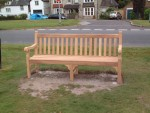 eastbourne-bench-210cm-front-view
