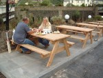 picnic-bench-180cm-restaurant-patio