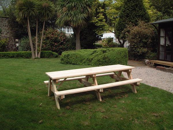 picnic-bench-240cm-garden-view