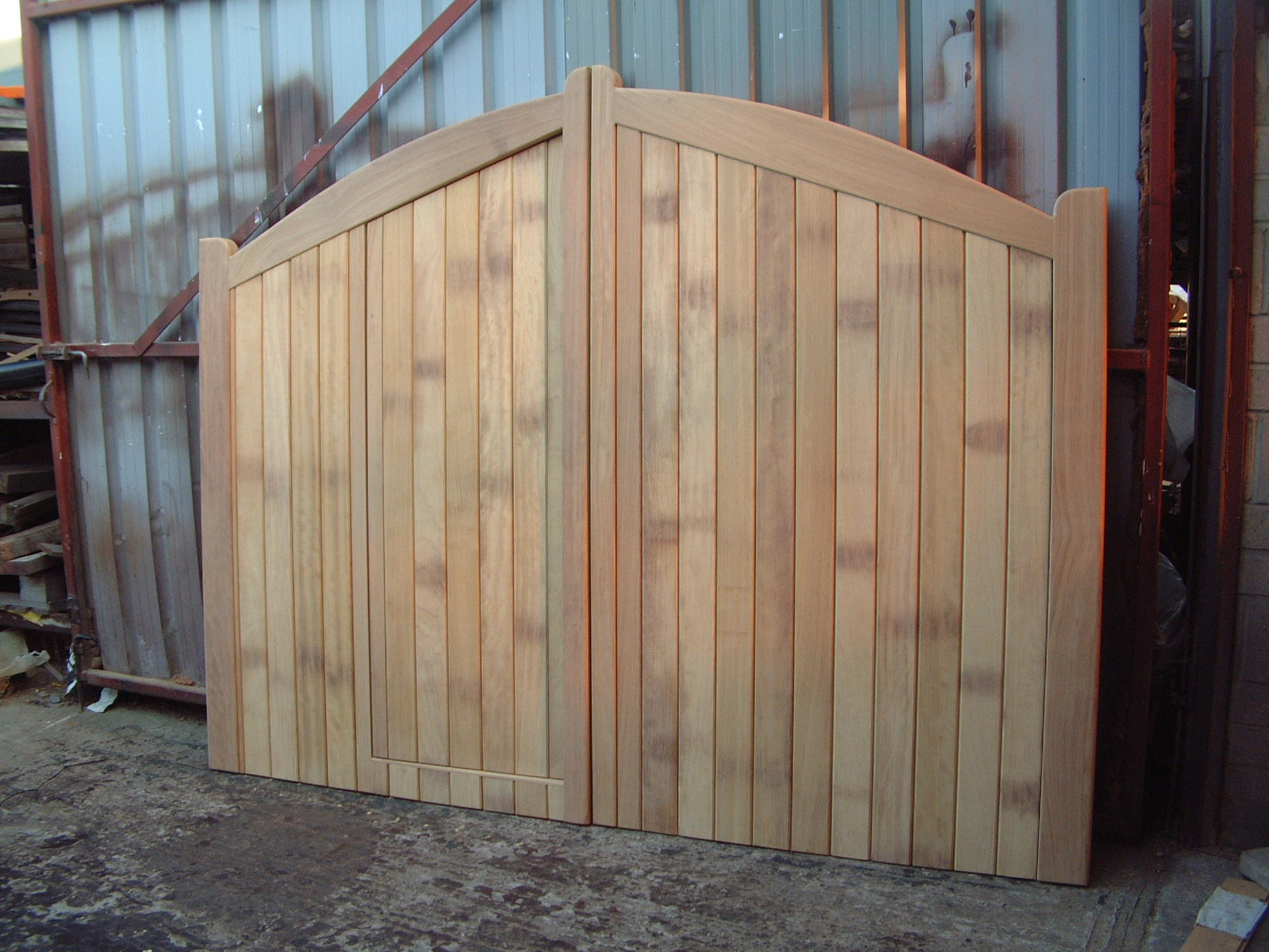 fitted-pedestrian-door