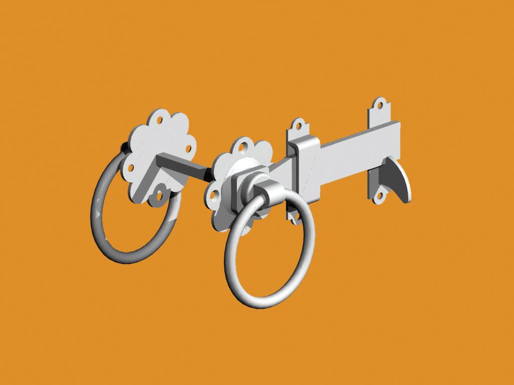 ring-gate-latch