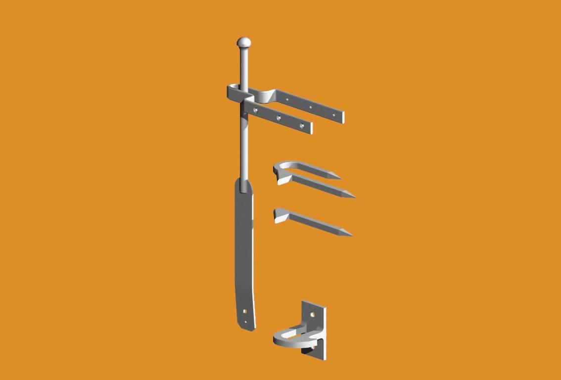 spring-fastener-set
