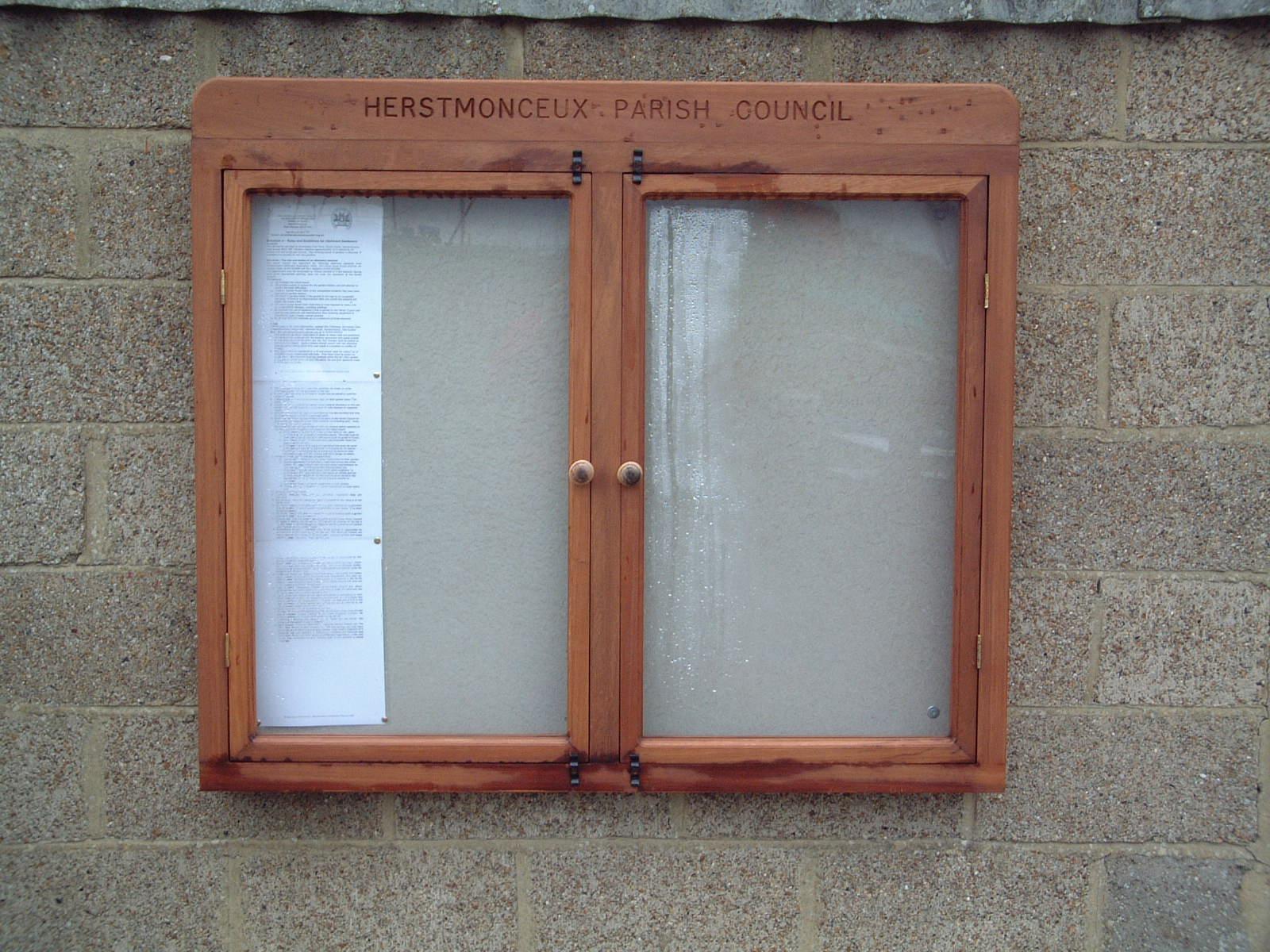 Parish Notice Boards