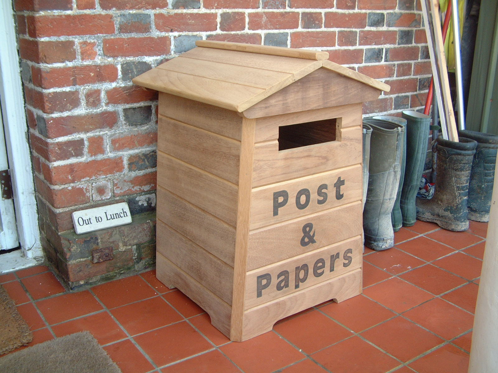 Beehive Post Box Jakk Country Furniture Designs