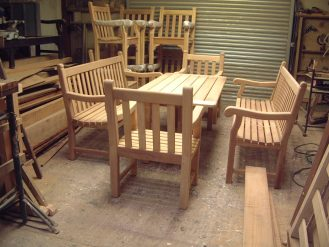 Garden and Conservatory Furniture